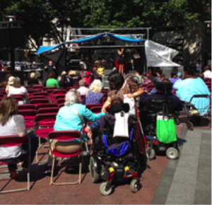 Americans with Disabilities Act, 25th Anniversary @ Westlake