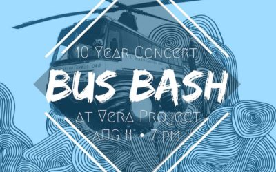 Bus Bash: 10-Year Anniversary Concert!
