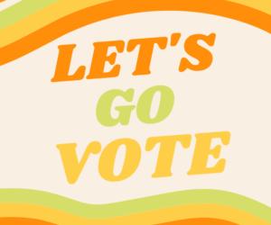 VOTE IN THE PRIMARIES