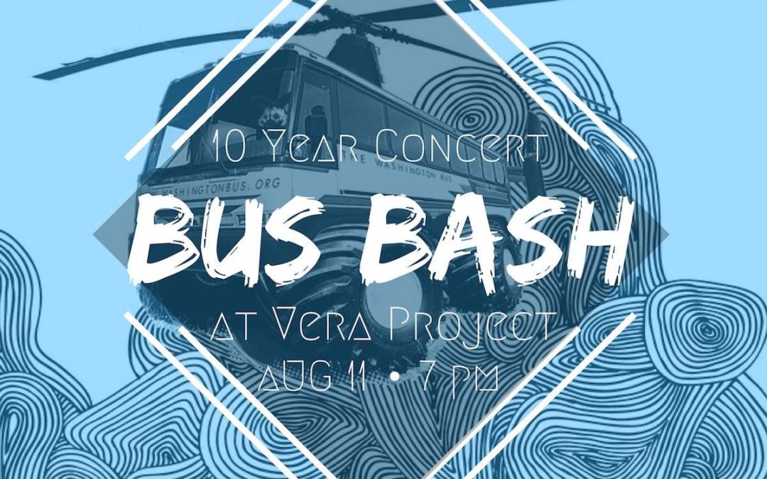 Bus Bash: 10-Year Anniversary Concert!